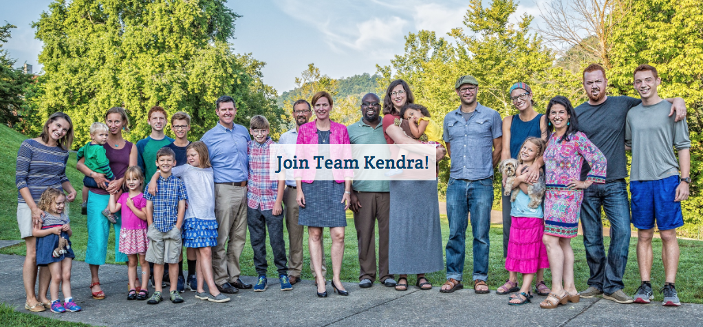 Kendra Fershèe is the breath of Fresh Air West Virginians are hungry for. Now all she needs is just enough cash to get her message out to them.